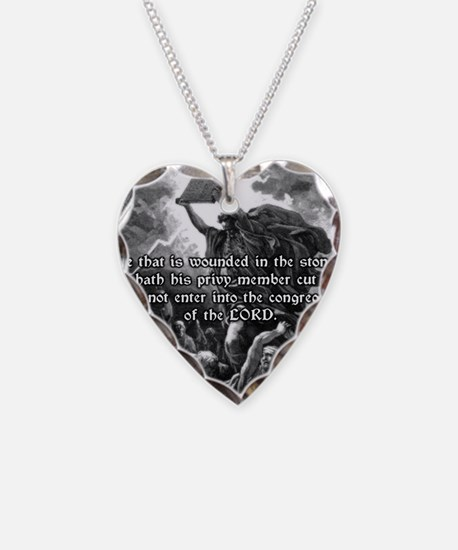 Cute Atheism Necklace