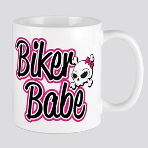 Biker Babe Mug
