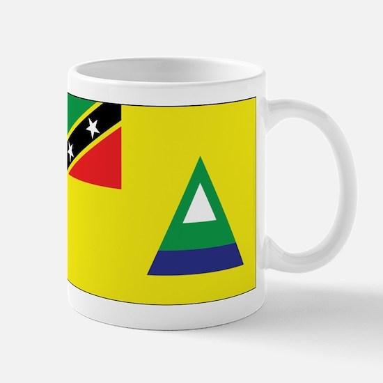 Nevis Flag Mug