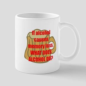Memory loss Mug