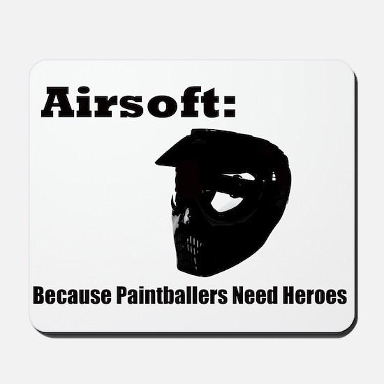Errghhh Paintball Mousepad