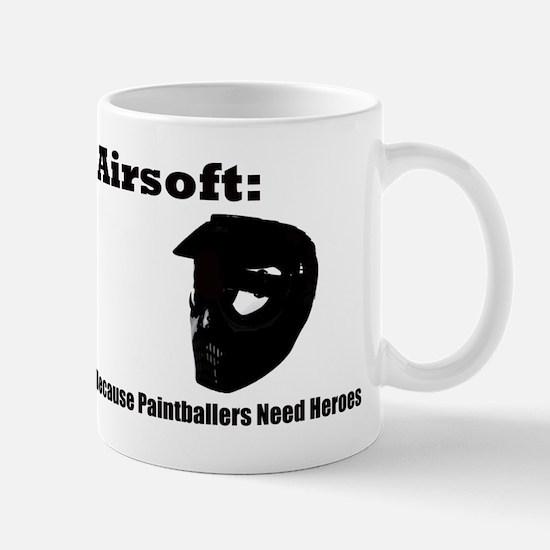 Errghhh Paintball Mug