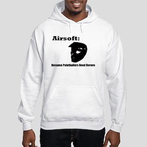 Errghhh Paintball Hooded Sweatshirt
