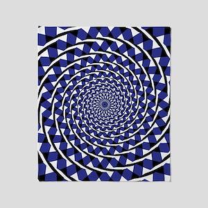 Fraser Spiral Throw Blanket