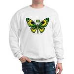 Jamaica Butterfly Sweatshirt