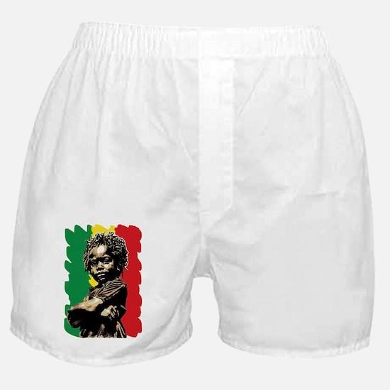 Unique Ethiopia Boxer Shorts
