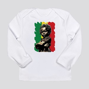 Rasta Child Long Sleeve T-Shirt