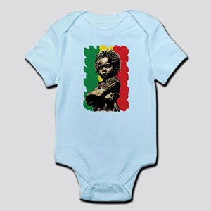 Rasta Child Body Suit