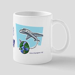 World Traveling Feastgoer Mug