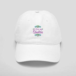 Love My Sheltie Cap