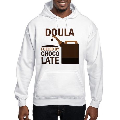 Doula (Funny) Gift Hooded Sweatshirt
