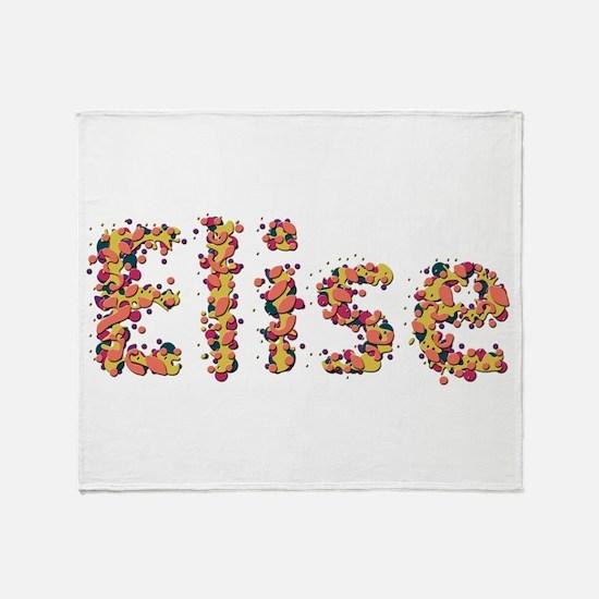 Elise Fiesta Throw Blanket