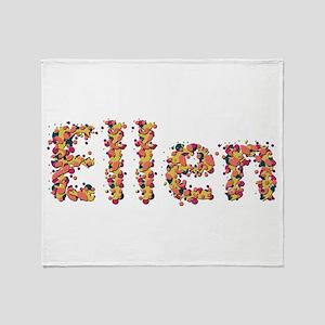 Ellen Fiesta Throw Blanket