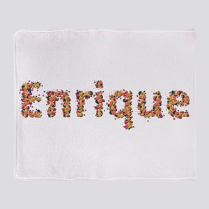Enrique Fiesta Throw Blanket