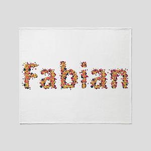 Fabian Fiesta Throw Blanket