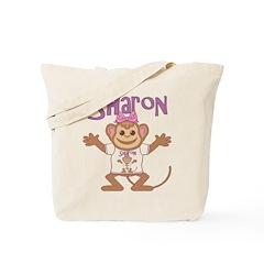 Little Monkey Sharon Tote Bag