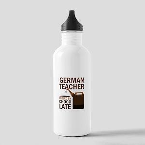German Teacher (Funny) Gift Stainless Water Bottle