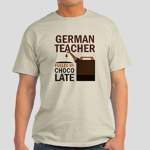 German Teacher (Funny) Gift Light T-Shirt