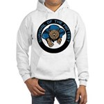 Survival of the Fattest, MGL Hooded Sweatshirt