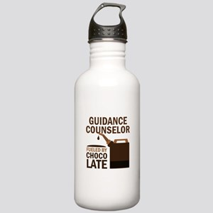Guidance Counselor (Funny) Gift Stainless Water Bo