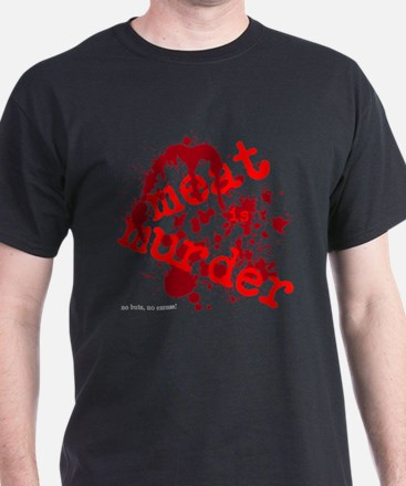 'Meat Is Muder' T-Shirt