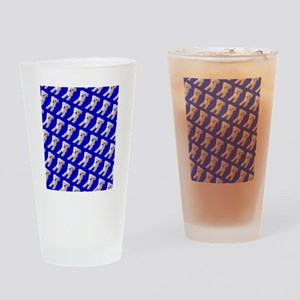 Munchin Maltese Blue 4Selia Drinking Glass