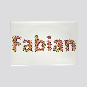 Fabian Fiesta Rectangle Magnet