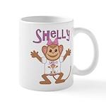 Little Monkey Shelly Mug