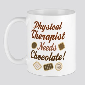 Physical Therapist Gift Funny Mug