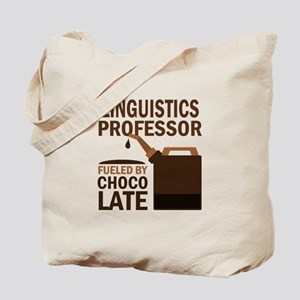 Linguistics Professor (Funny) Gift Tote Bag