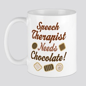 Speech Therapist Gift Funny Mug
