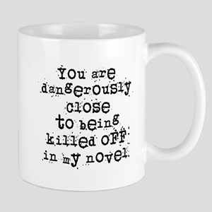 Dangerously Close Mug