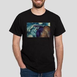 starry trekky night really big T-Shirt