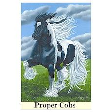 Proper Cob Poster