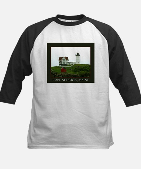Cape Neddick, Maine Kids Baseball Jersey