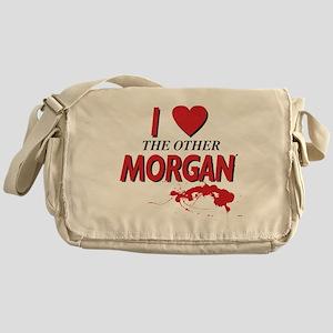 The Other Morgan Messenger Bag
