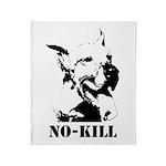 ES NO-KILL Throw Blanket