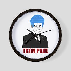 Tron Paul, Ron Paul Future Wall Clock