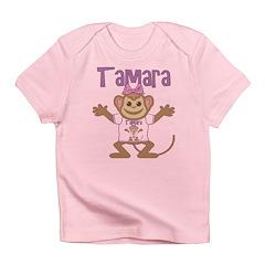 Little Monkey Tamara Infant T-Shirt