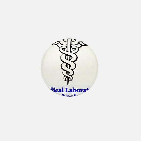 Medical Laboratory Technology Mini Button