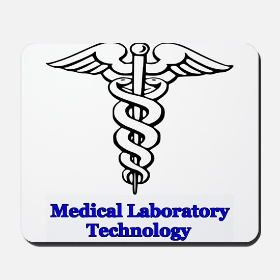 Medical Laboratory Technology Mousepad