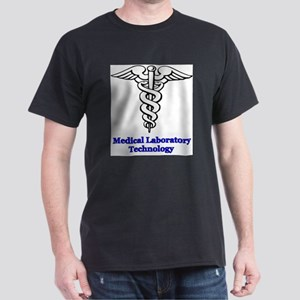 Medical Laboratory Technology Dark T-Shirt