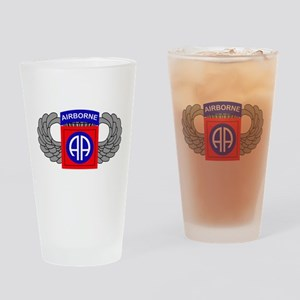 82nd Airborne Division Drinking Glass