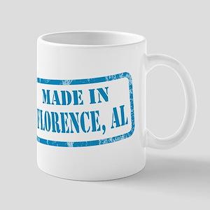 MADE IN FLORENCE, AL Mug