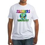 Feastgoers Unite! Fitted T-Shirt