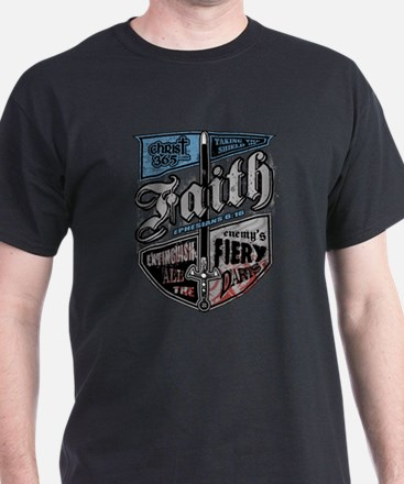 Shield of Faith T-Shirt