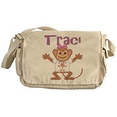 Little Monkey Traci Messenger Bag