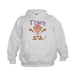 Little Monkey Tracy Hoodie