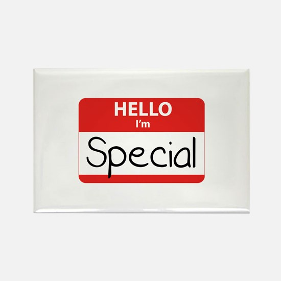 Hello, I'm Special Rectangle Magnet