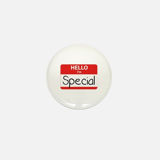 Hello, I'm Special Mini Button